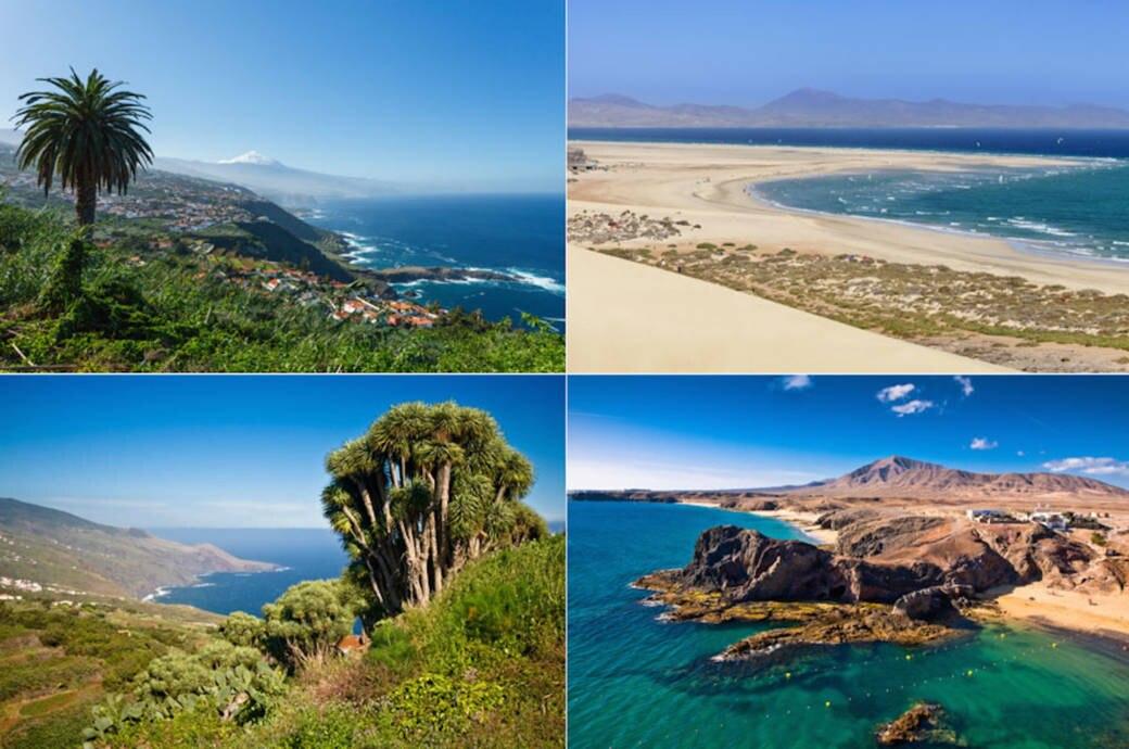 Lieber Berge, Meer, Party – oder alles auf einmal? Jede Kanaren-Insel bietet für jeden Typ etwas Passendes