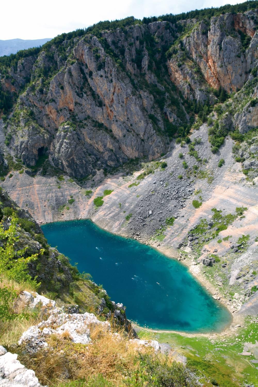Blauer See, Kroatien