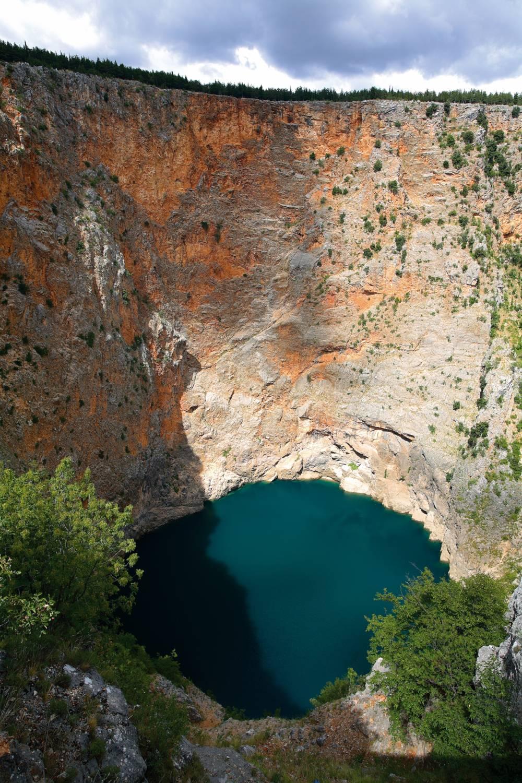 Roter See, Kroatien