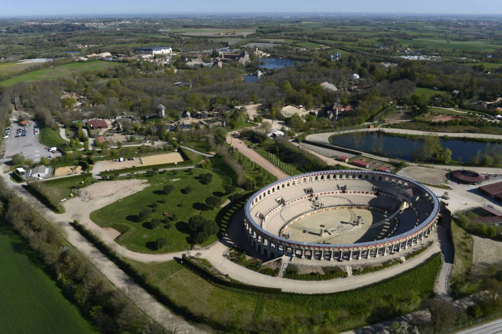 Im Le Puy du Fou erlebt man französische Geschichte hautnah