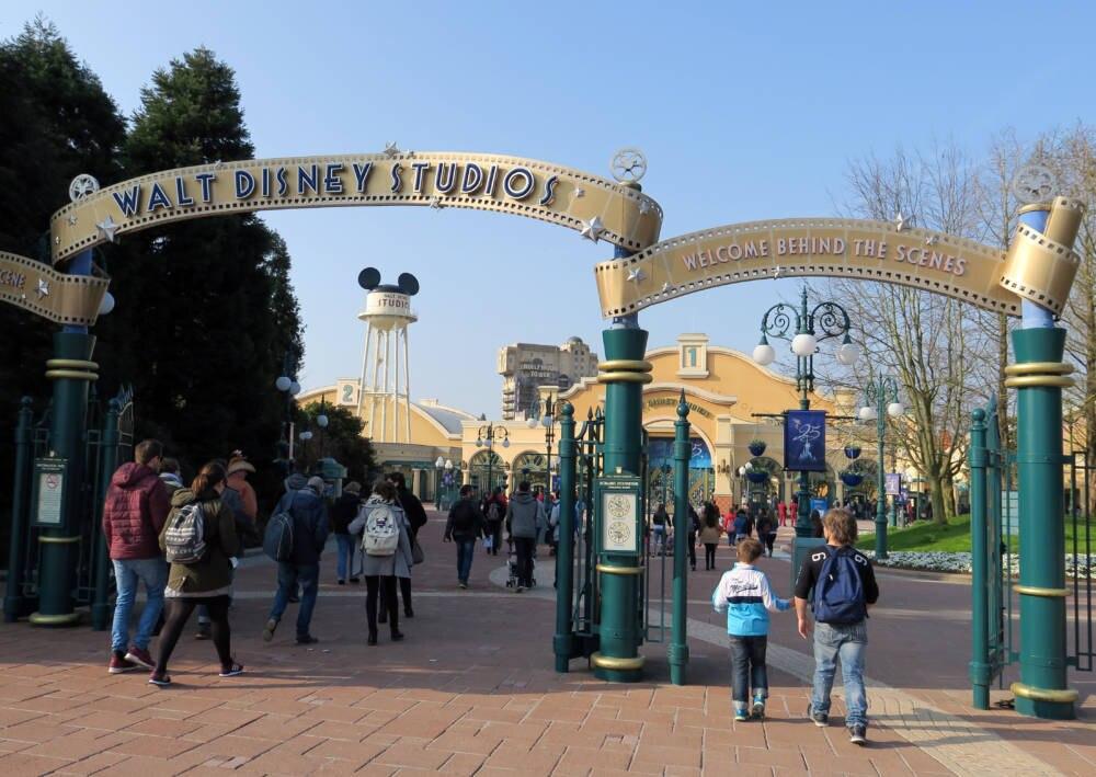 Auf Tuchfühlung mit den Trickfilm-Stars im Walt Disney Studios Park