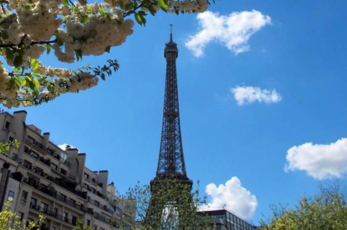 Gärten am Eiffelturm