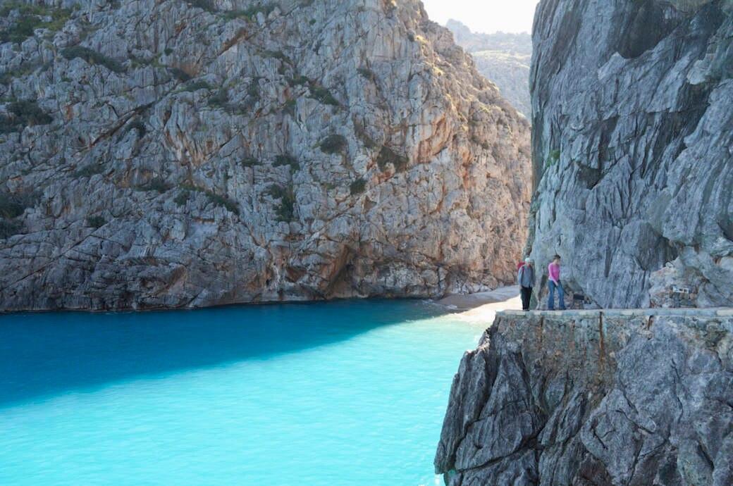 Mallorca, Bucht