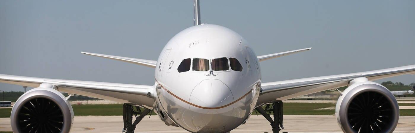 Warum die meisten Flugzeuge weiß sind