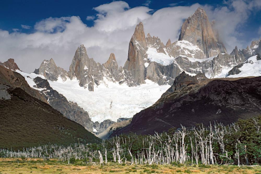 gefährdete UNESCO-Welterben Los Glaciares