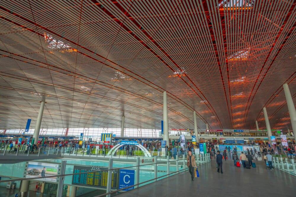 der Beijing Capital International Airport