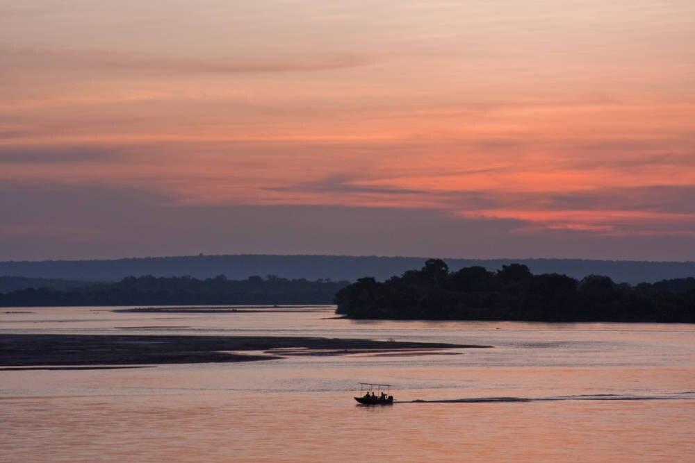 gefährdete UNESCO-Welterben, Selous