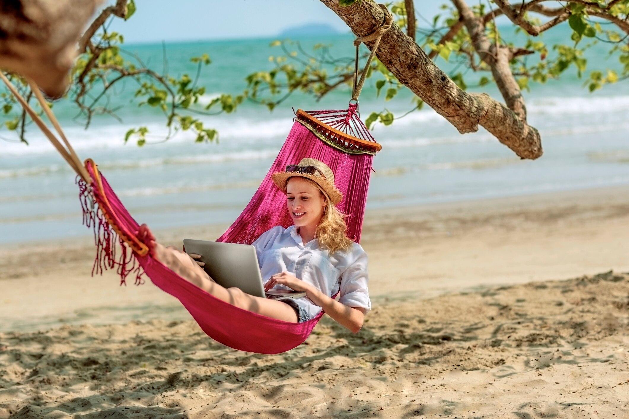 Wie glücklich sind Digital Nomads wirklich?