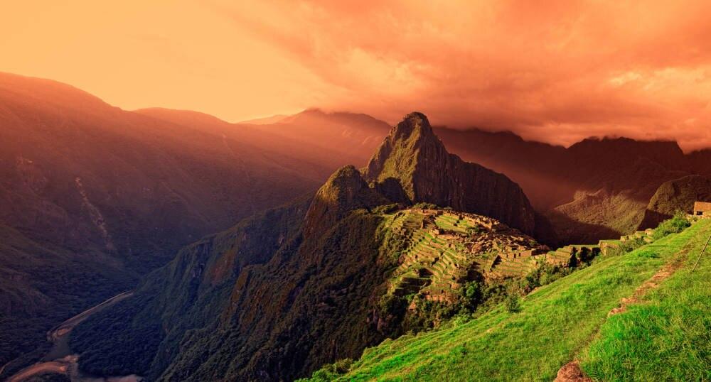 gefährdete UNESCO-Welterben, Machu Picchu