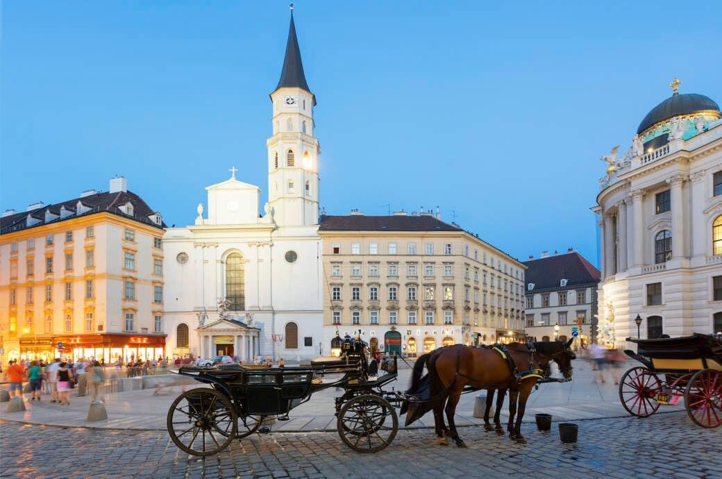 Josefsplatz, Wien