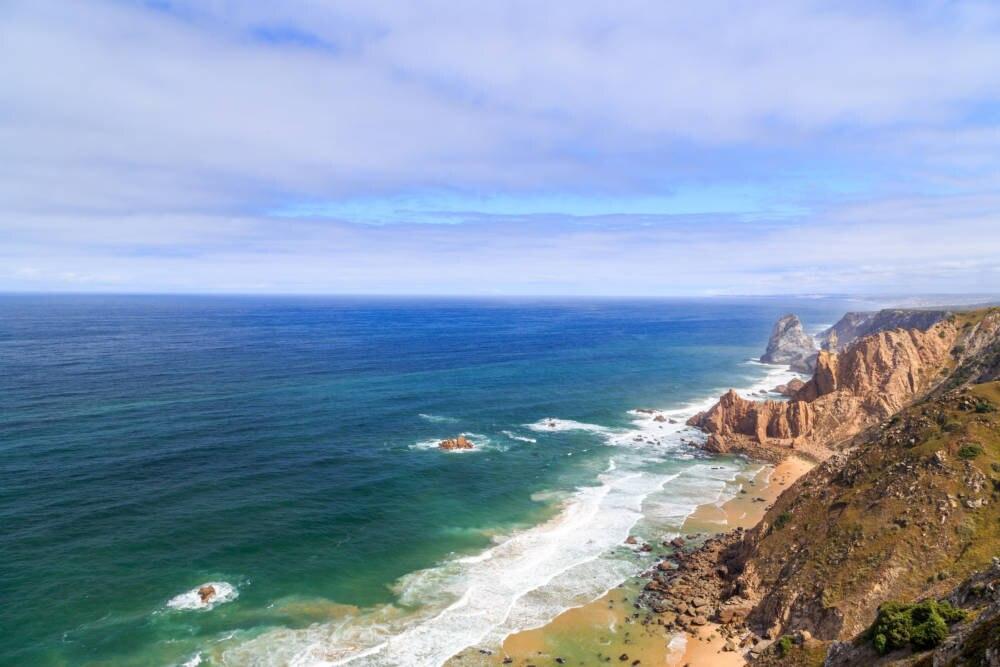 Cabo da Roca ist Europas westlichster Punkt