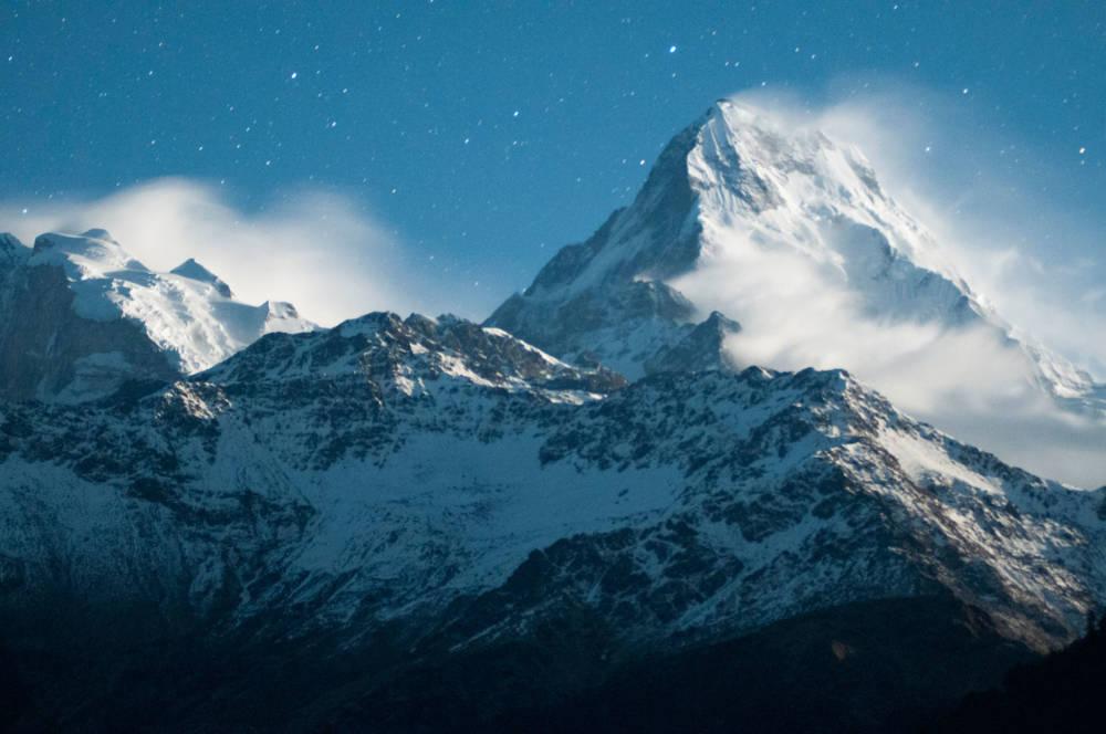 gefährdete UNESCO-Welterben, Sagarmatha-Nationalpark
