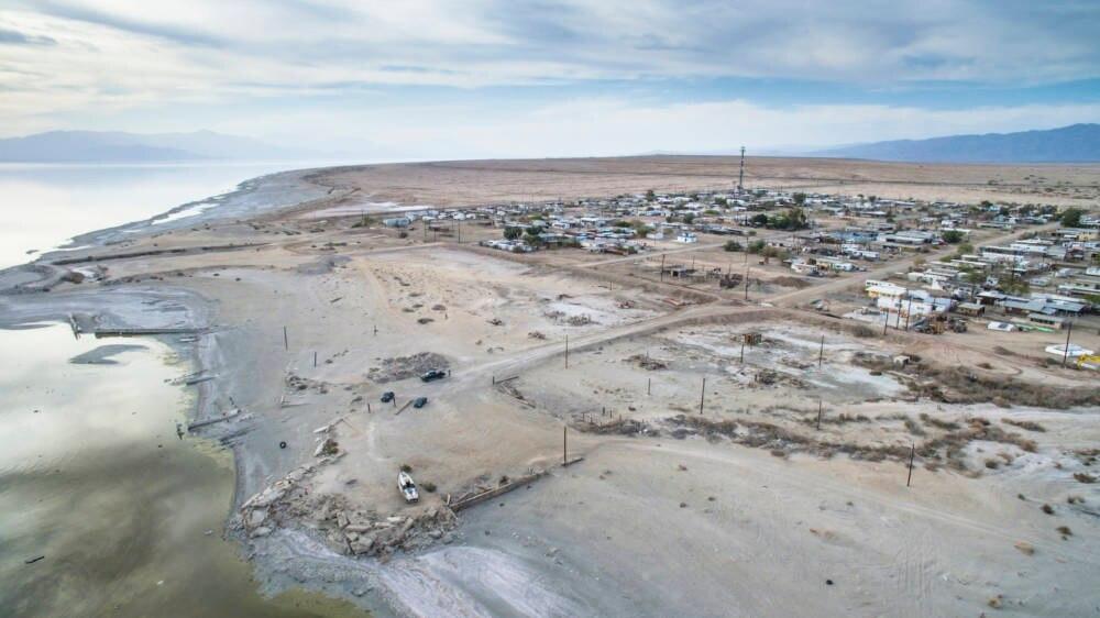 Salton Sea, Kalifornien