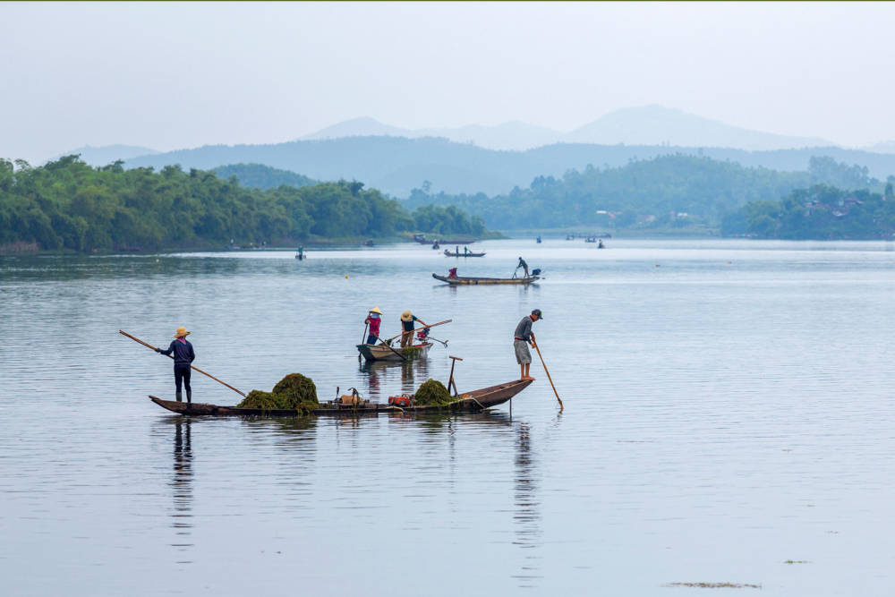 gefährdete UNESCO-Welterben, Phong Nha-Kẻ Bàng