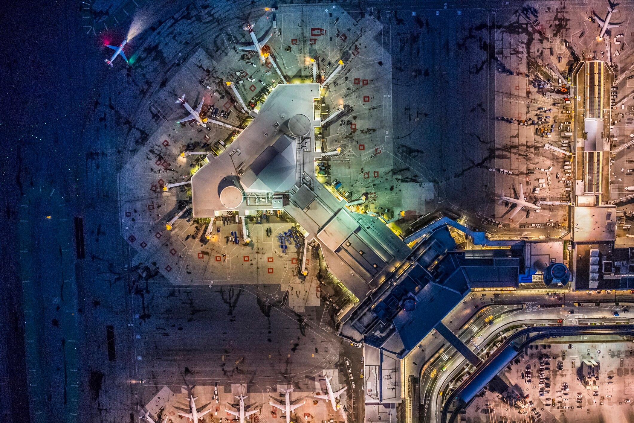 Das große Flughafen-Quiz