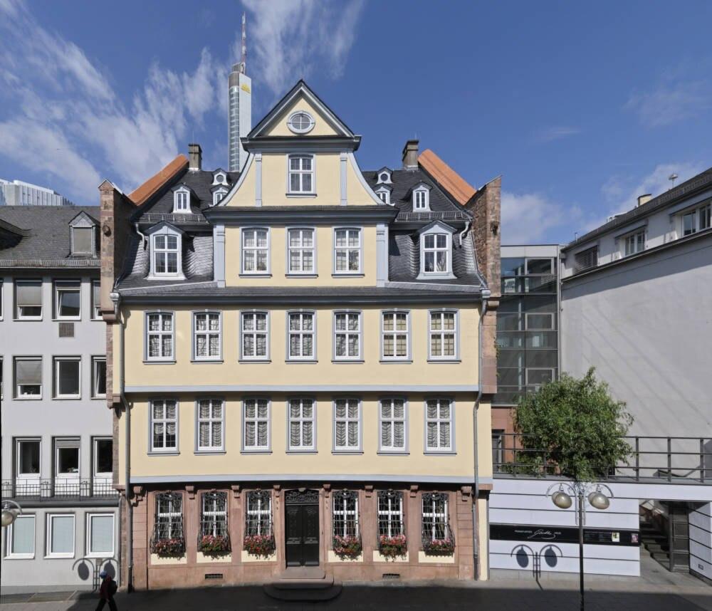Goethe Haus Frankfurt am Main