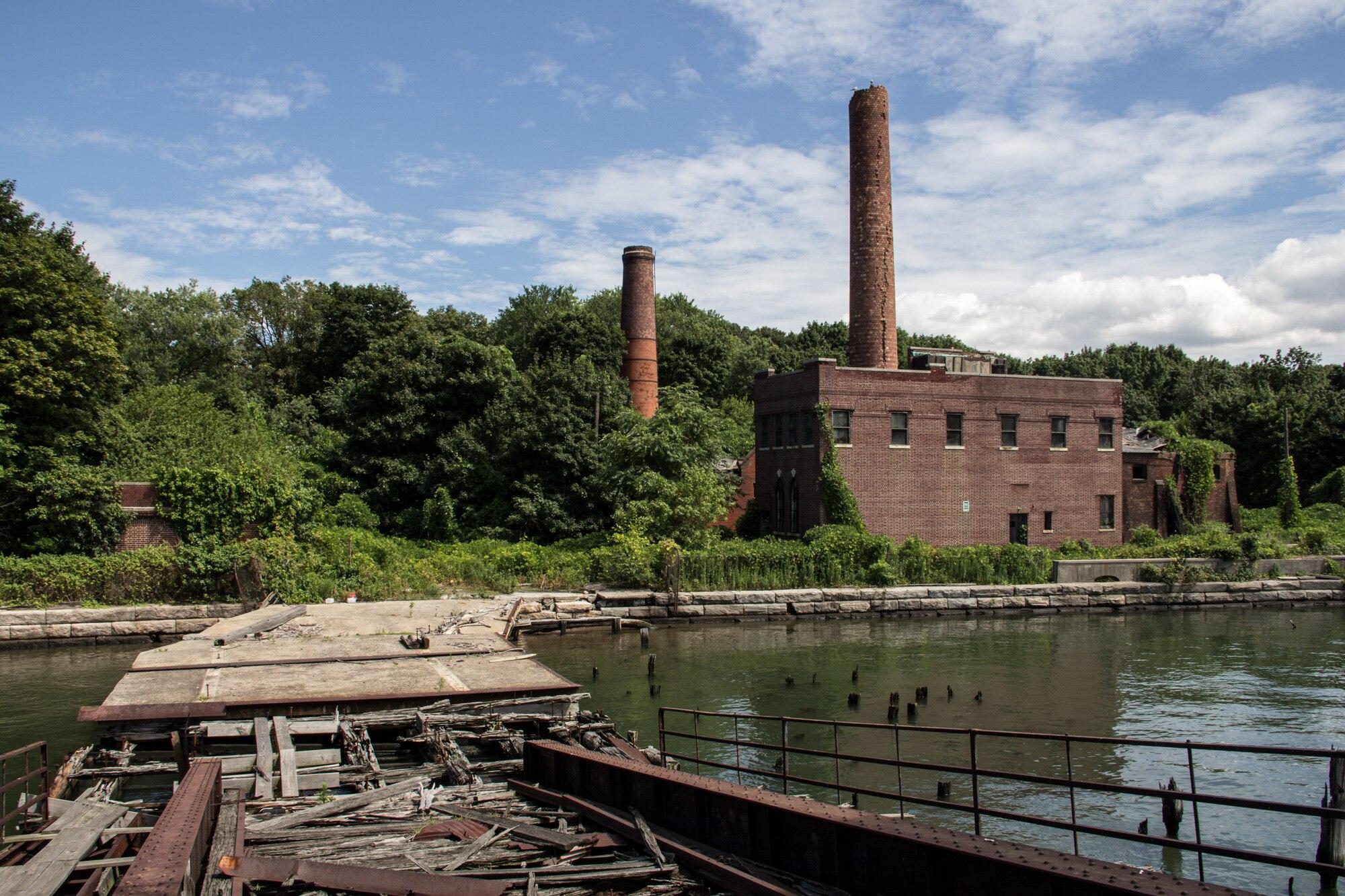 Warum diese New Yorker Insel für Besucher gesperrt ist