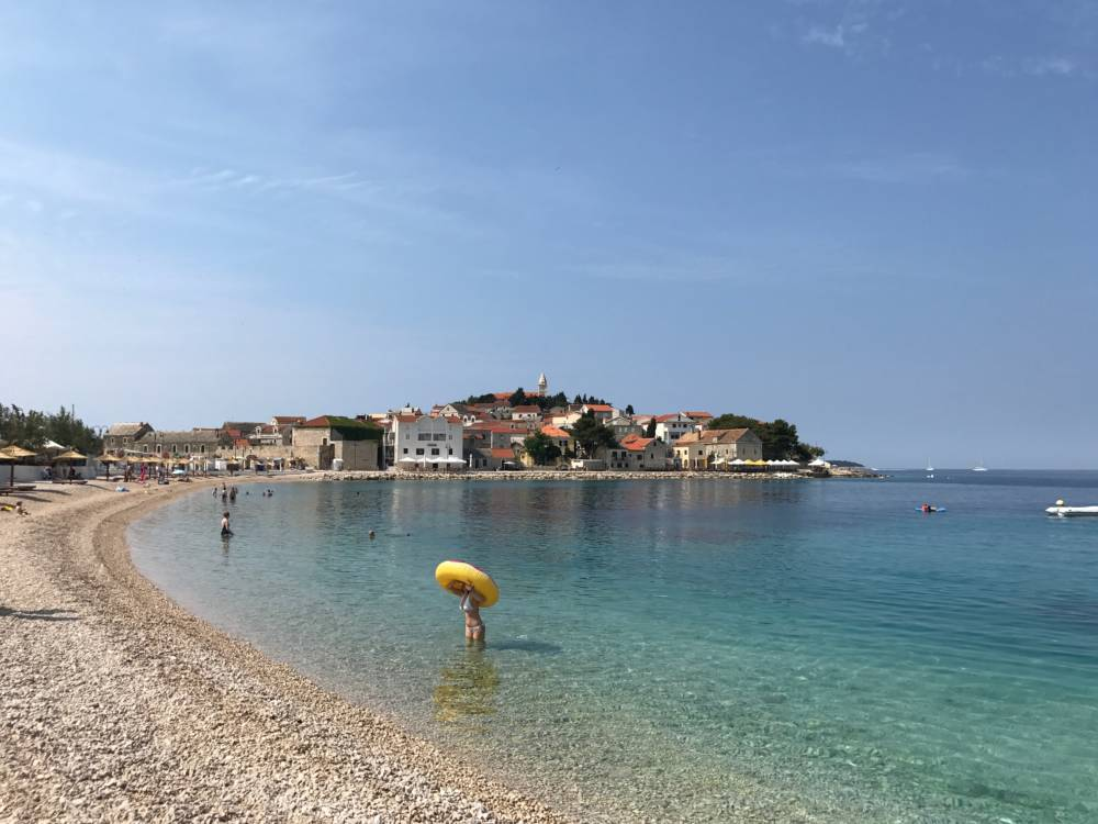 Palmosten, Kroatien, Roadtrip