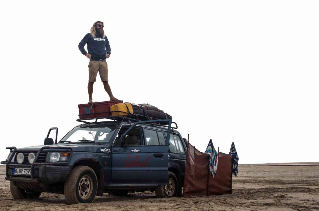 Carlo Drechsel, Afrika Roadtrip