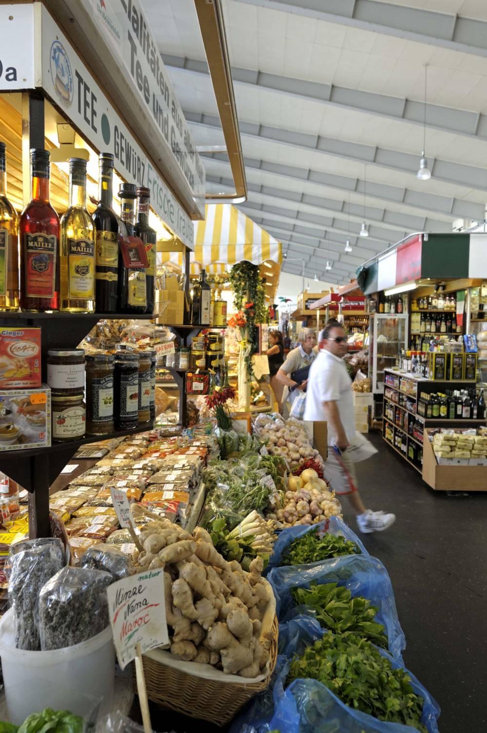 Frankfurt am Main Kleinmarkthalle