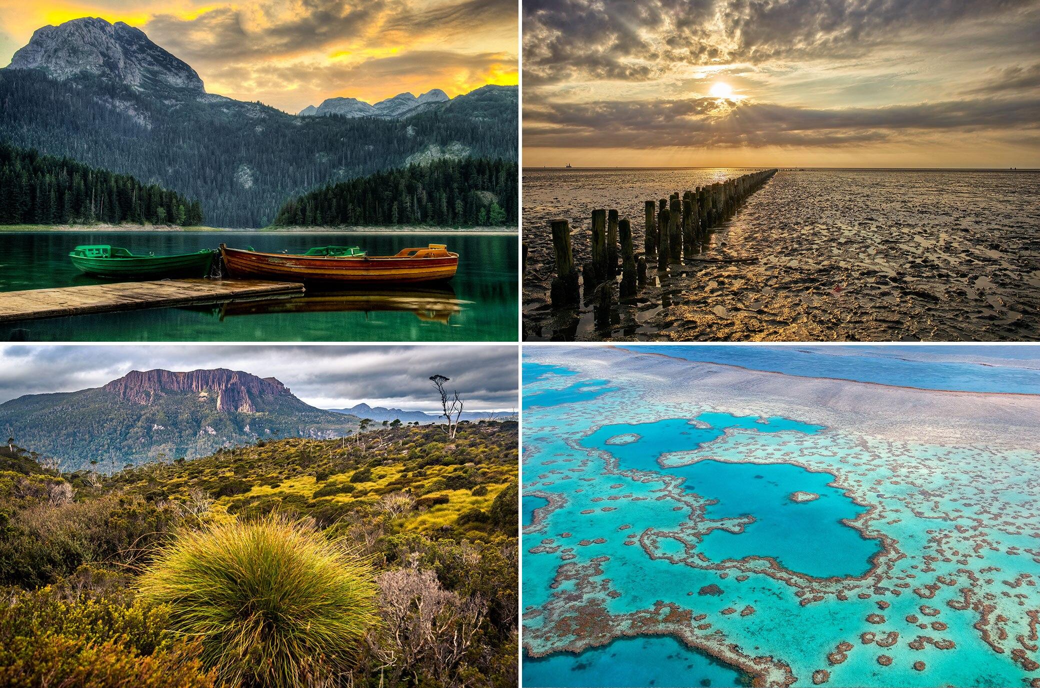 Diese 26 UNESCO-Welterben könnte es bald nicht mehr geben