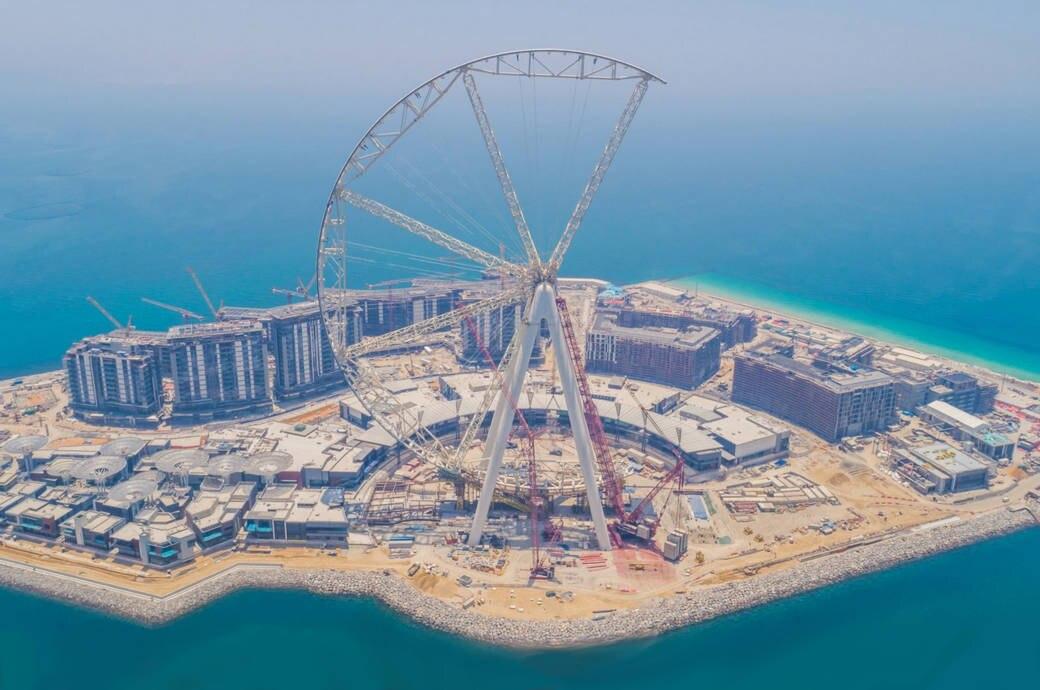 Dubai Riesenrad