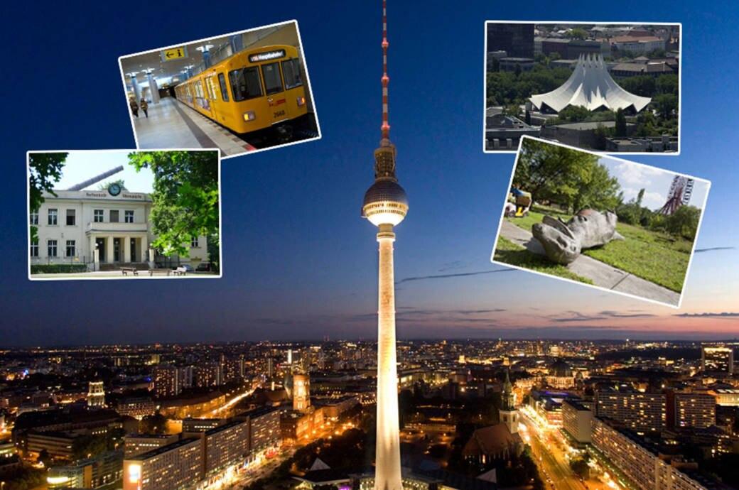 Berlins schönste Pleiten