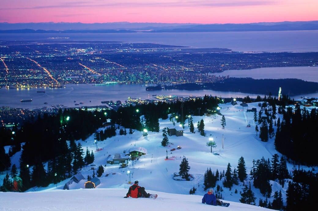 Die 5 Top-Metropolen zum Skifahren