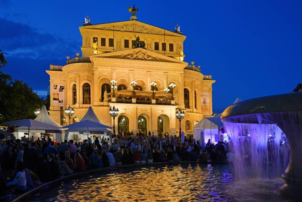 Frankfurt am Main Alte Oper