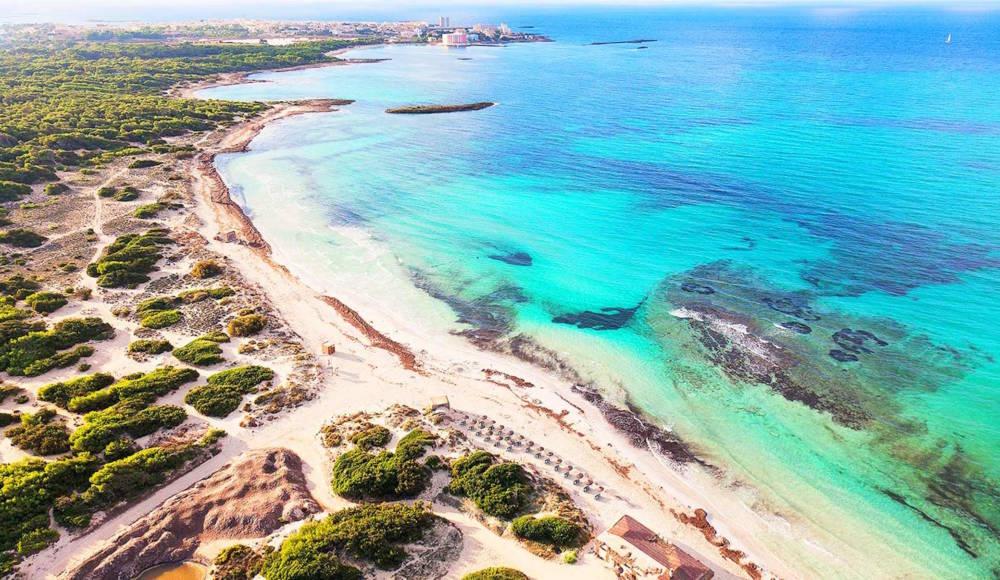 Platja es Trenc, Mallorca