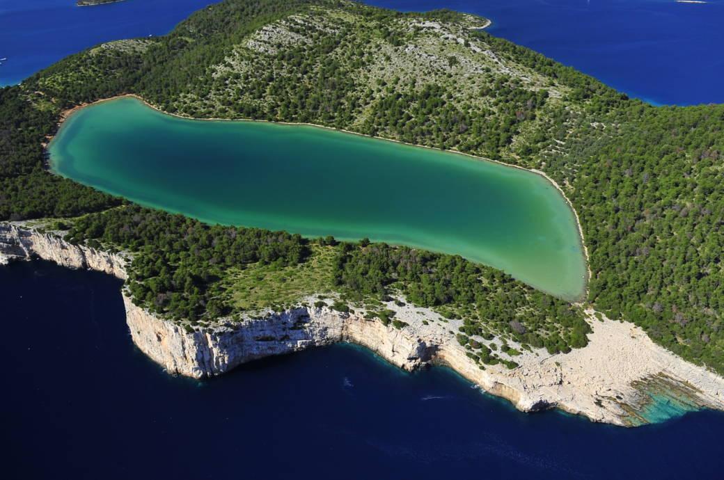 Mir-See, Kroatien