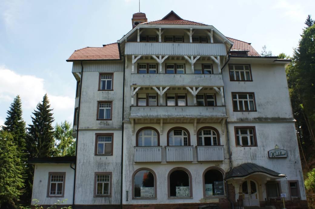 Lost Places Freiburg