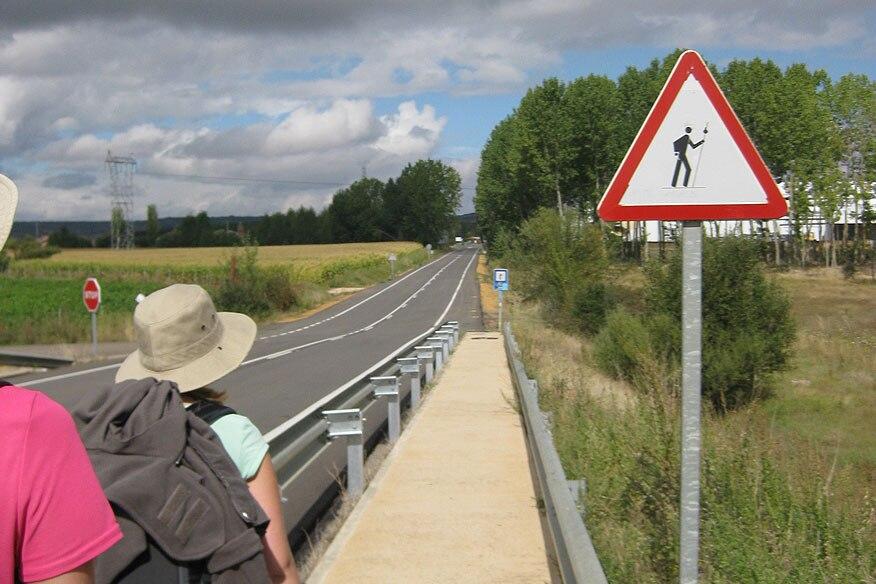 Jakobsweg, Pilger