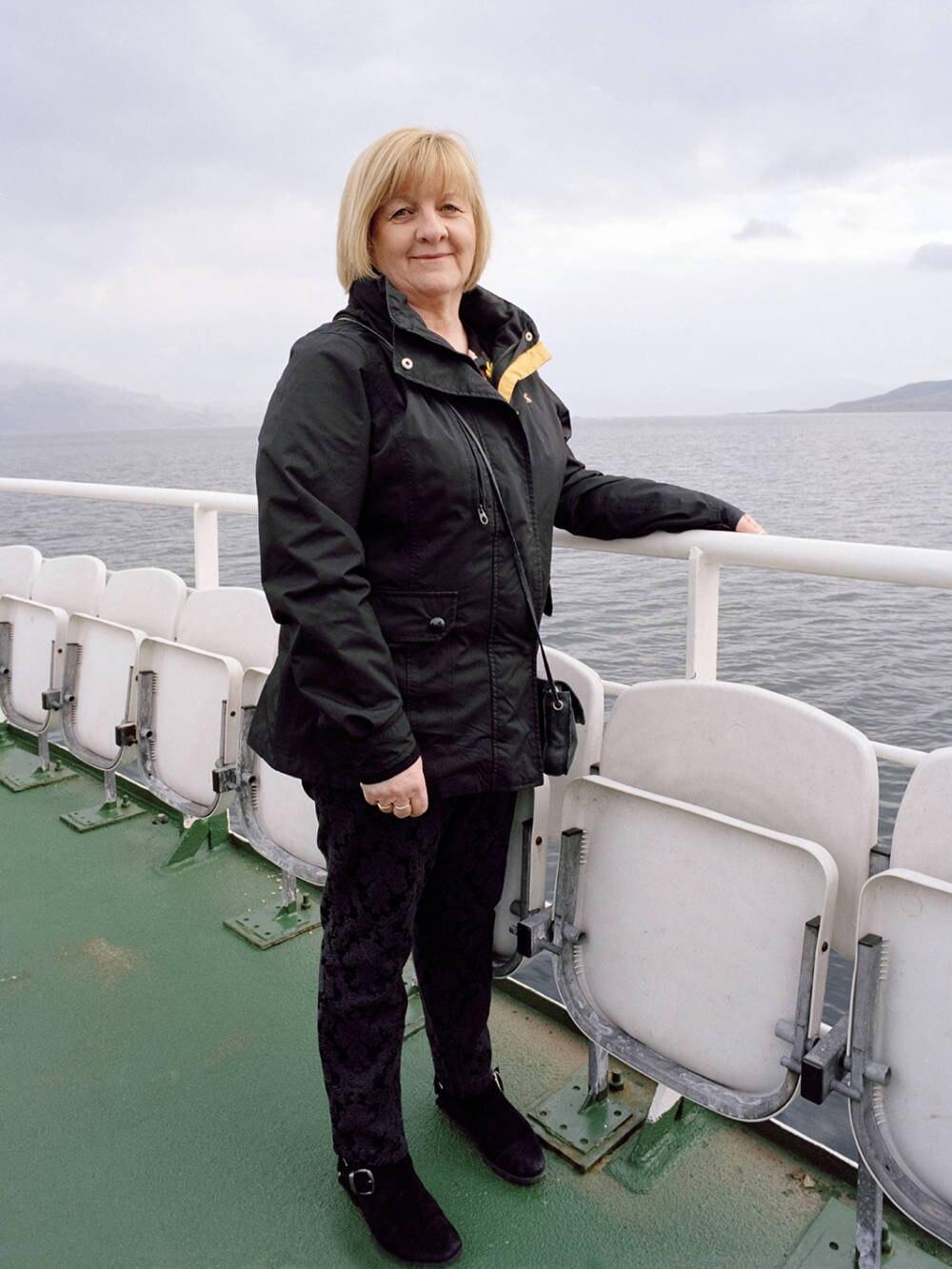 Schottland, Kathrin Tschirner