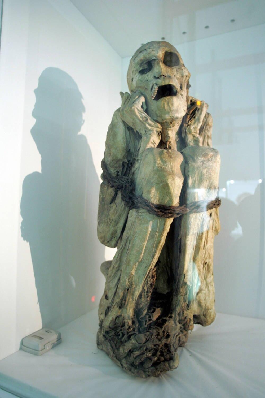 Peru, Mumie