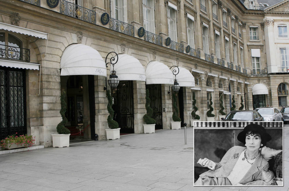 Coco Chanel – Hôtel Ritz Paris
