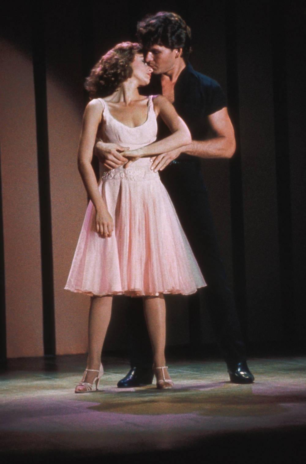 ennifer Grey und Patrick Swayze in Dirty Dancing