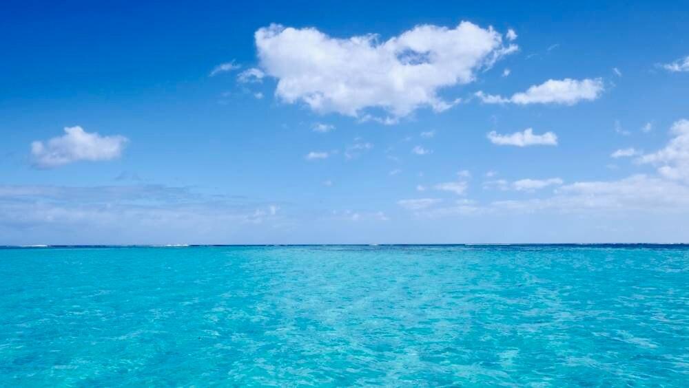 Lagune Mauritius