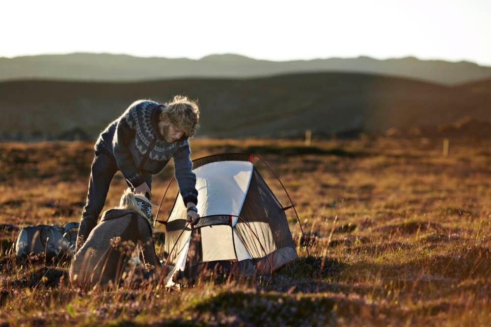 Zelt, Trekking, Wandern