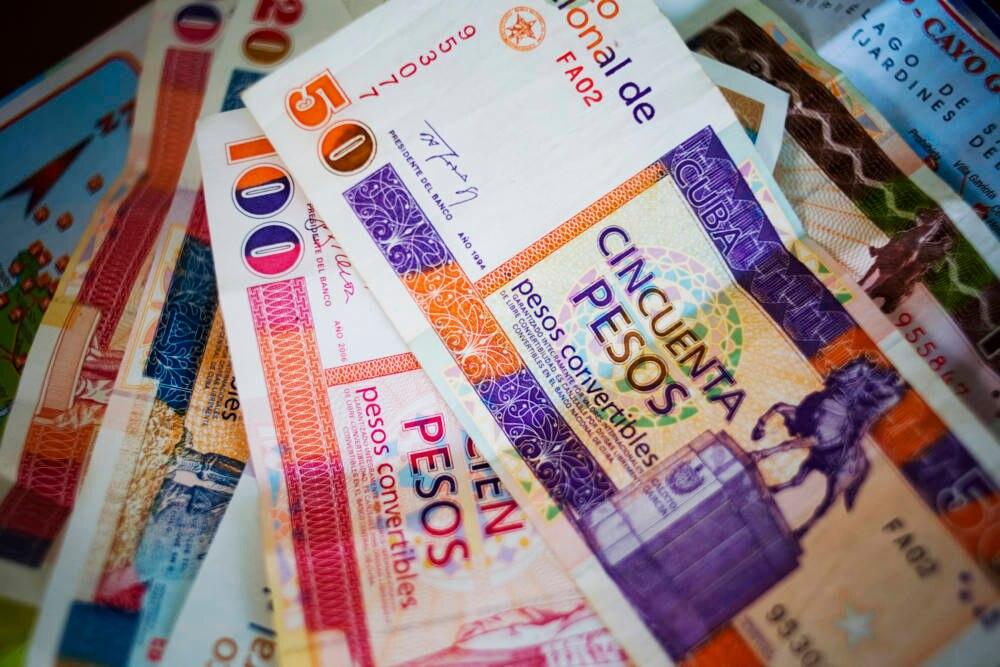 Pesos Cubanos Convertibles