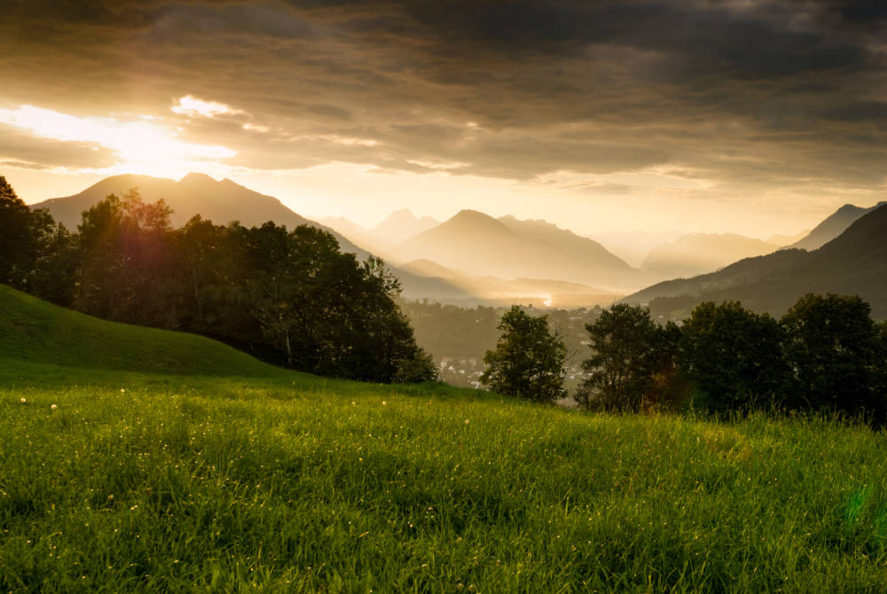 Liechtenstein, wenig besuchte Länder