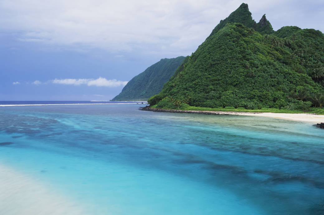 wenig bereiste Ziele, Ofu Island