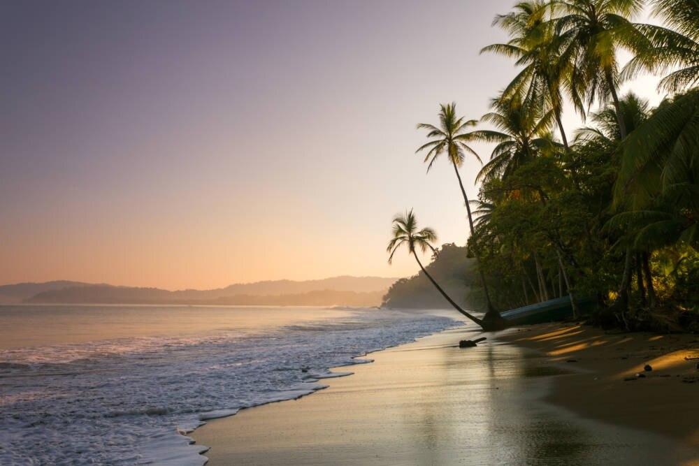 Bei diesem Anblick ist es leicht verständlich, dass Costa Rica stets weit vorne im Klima-Ranking liegt