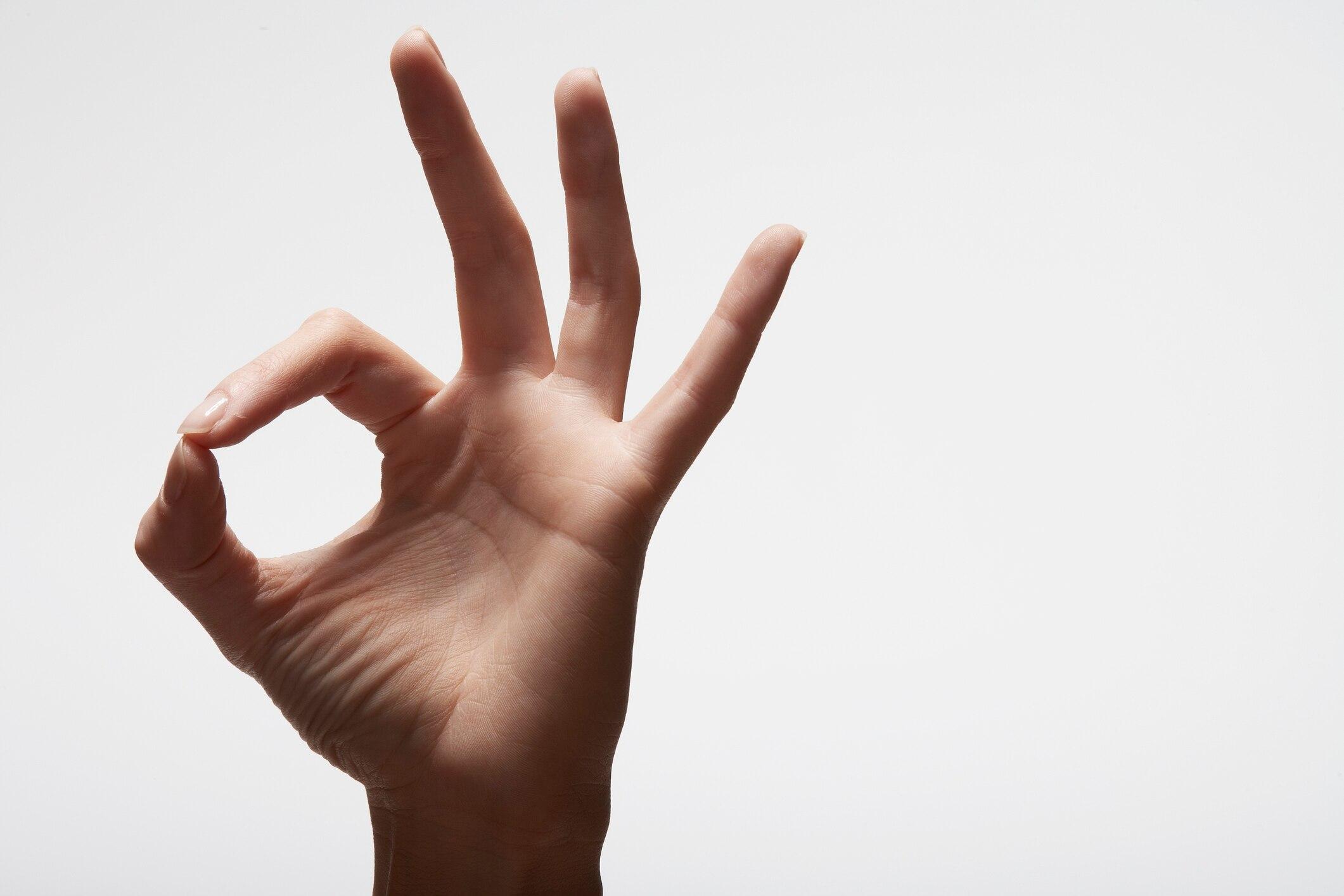 Handzeichen bedeutung jugend