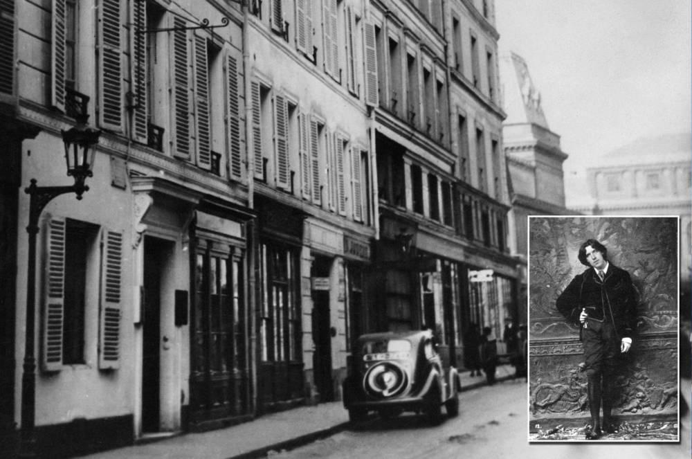 Oscar Wilde – Hôtel d'Alscace