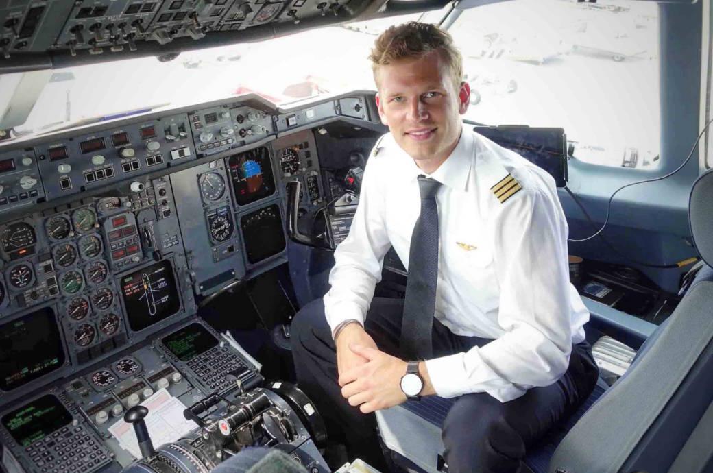 Pilot Patrick