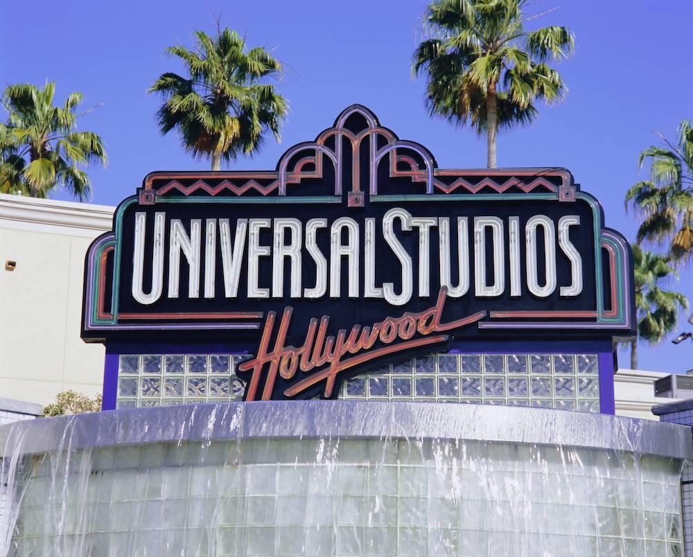 Ziehen heute viele Touristen an: die Universal Studios von Hollywood