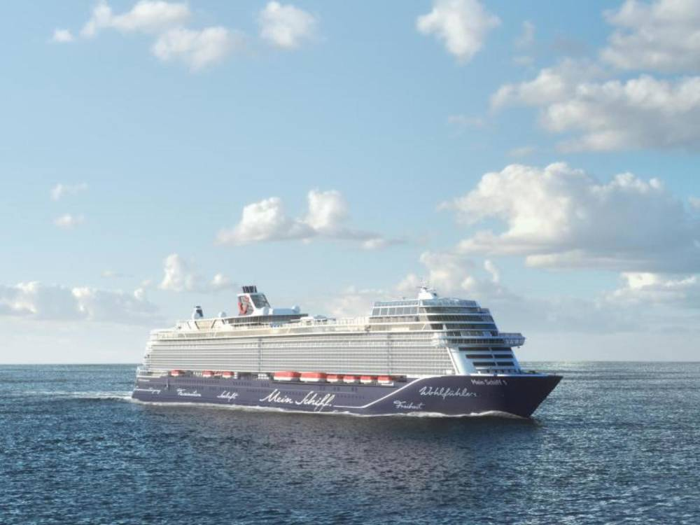 «Mein Schiff 1»