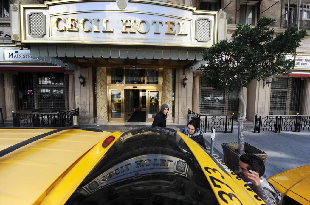 Von außen sieht das Cecil in L.A. aus wie ein herkömmliches Hotel, fast harmlos. Doch die Geschichte ist es nicht