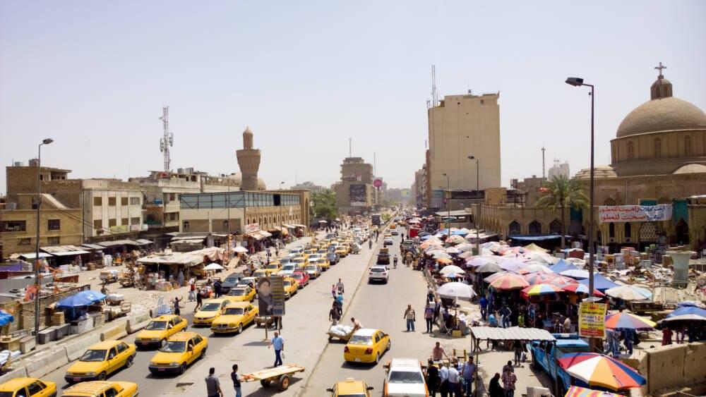 Bagdad stressigste Stadt der Welt